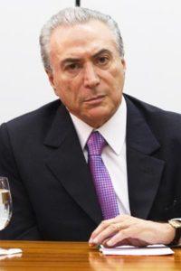TEMER EM REUNIÃO DO GOVERNO DE TRANSIÇÃO EM BRASÍLIA