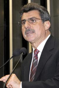 Senador Romero Jucá (PMDB-RR) na tribuna