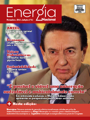 Revista Energia Nacional - Edição 1