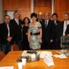 Reunião da diretoria da AMUSUH com o deputado Edinho Araújo (PMDB-SP)