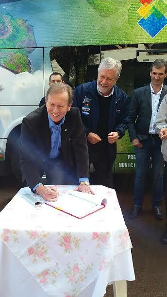 assinatura convenio