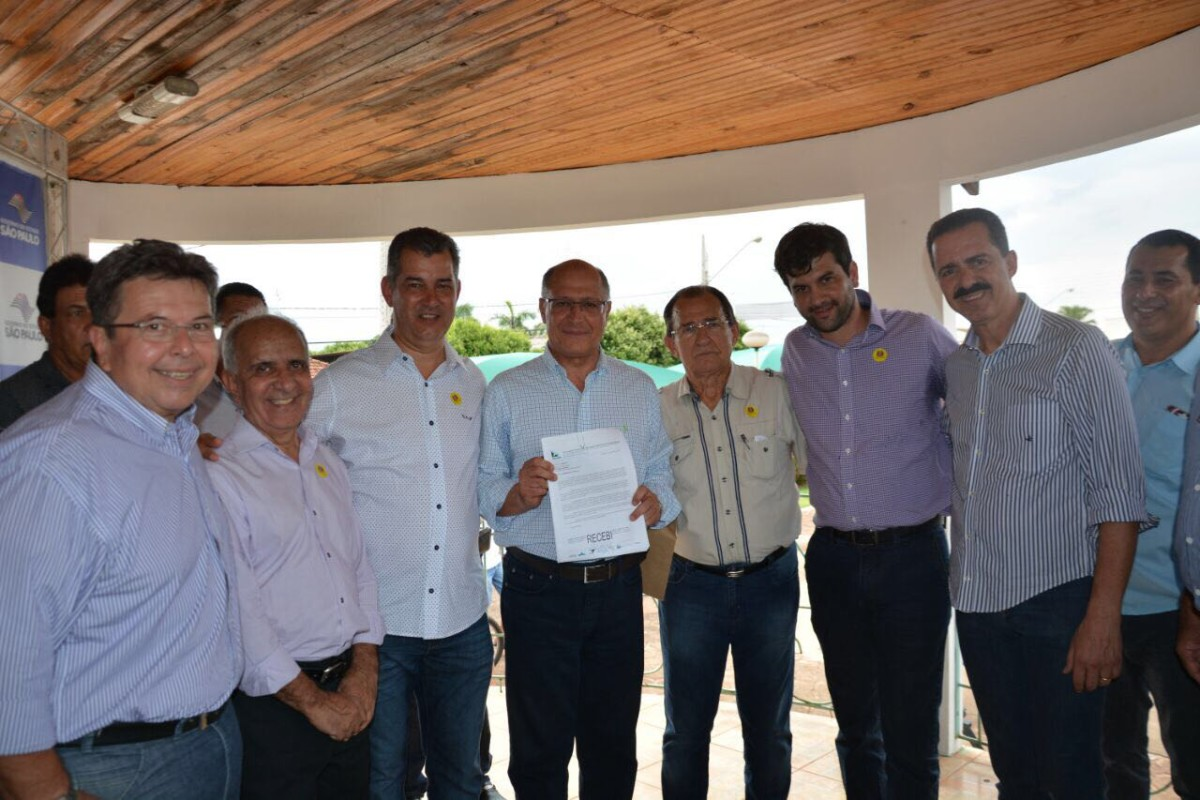 Governador SP e prefeitos